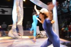 Action by Ramona du Houx