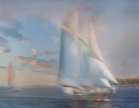 Dream Sail by Ramona du Houx