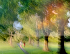 Summer Stroll by Ramona du Houx