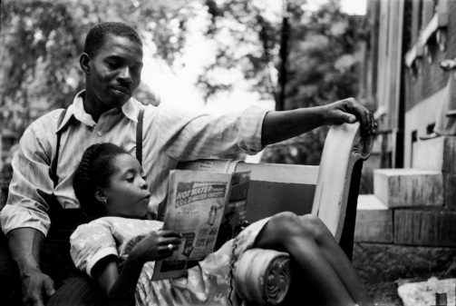 Untitled, St. Louis, Missouri Gordon Parks